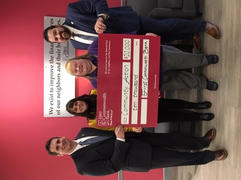 First Commonwealth Bank Supporting Training Project